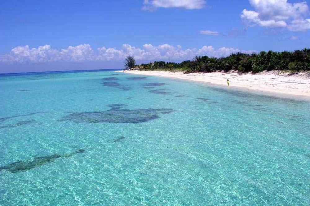 Playas de Playa Paraíso Playas del mundo
