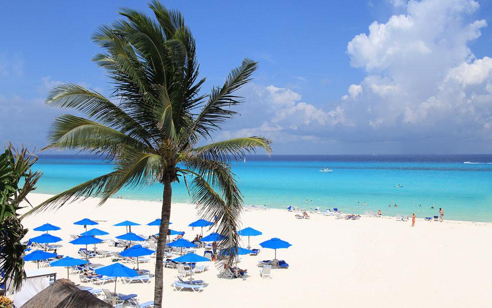 Playas de Playacar Playas del mundo