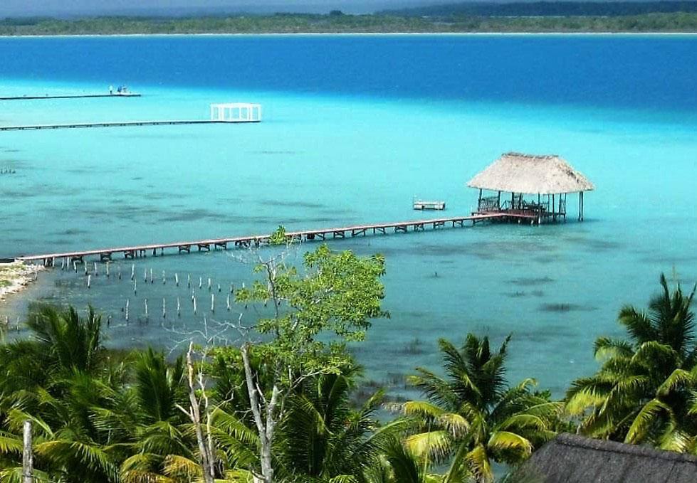 Bacalar Pueblo Magico Playas en el mundo