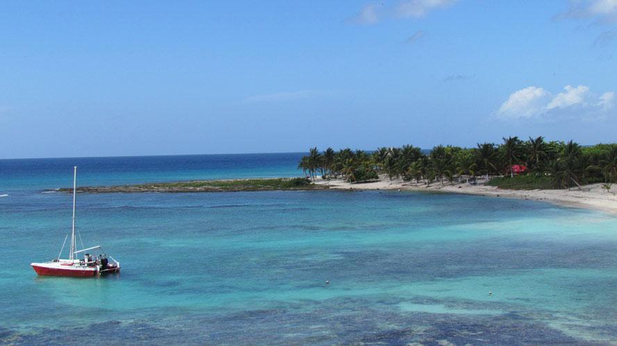 Playas de Paamul Playas del mundo