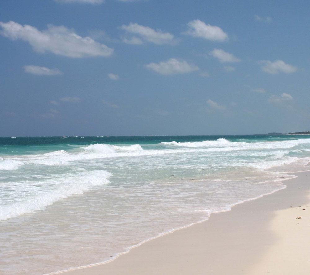 Playas de Xcacel Playas del mundo
