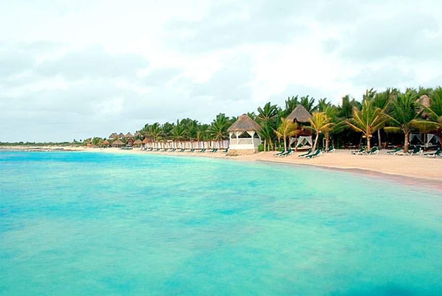 Playas de Kantenah Playas del mundo