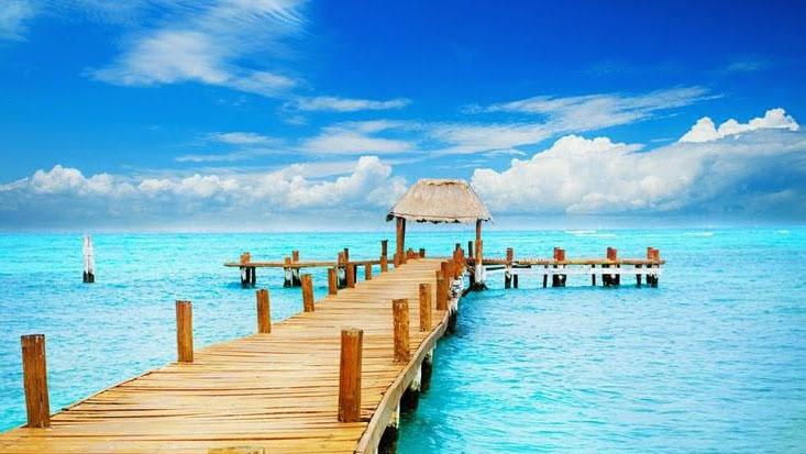 Playas de Xcalacoco Playas del mundo