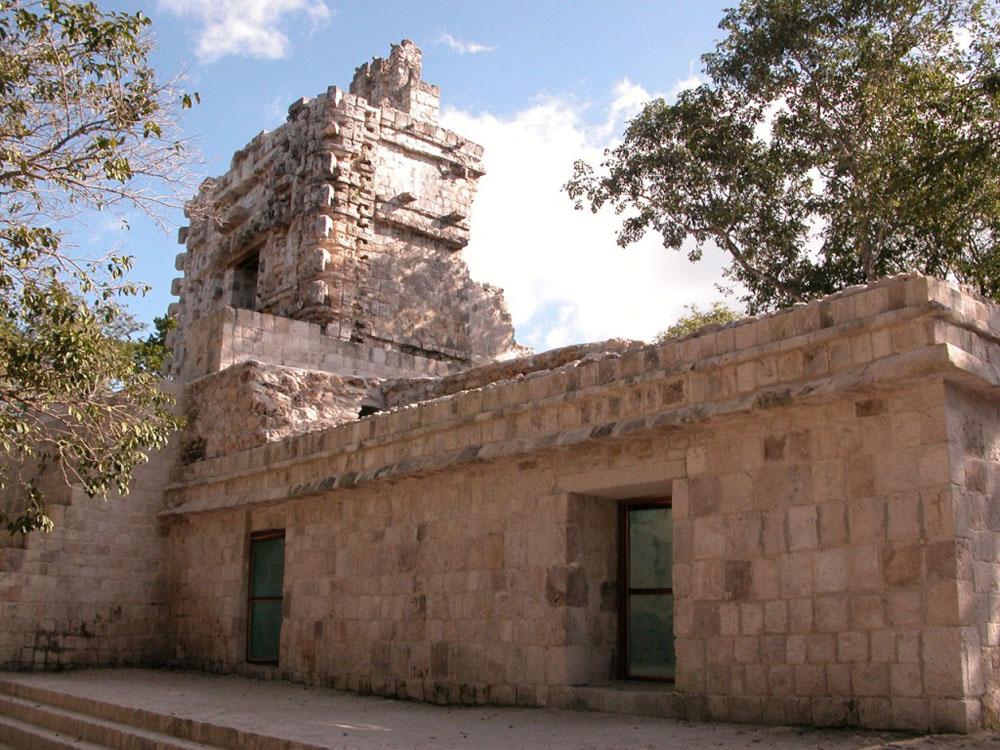 Santuarios prehispánicos mayas en Campeche Playas en el mundo