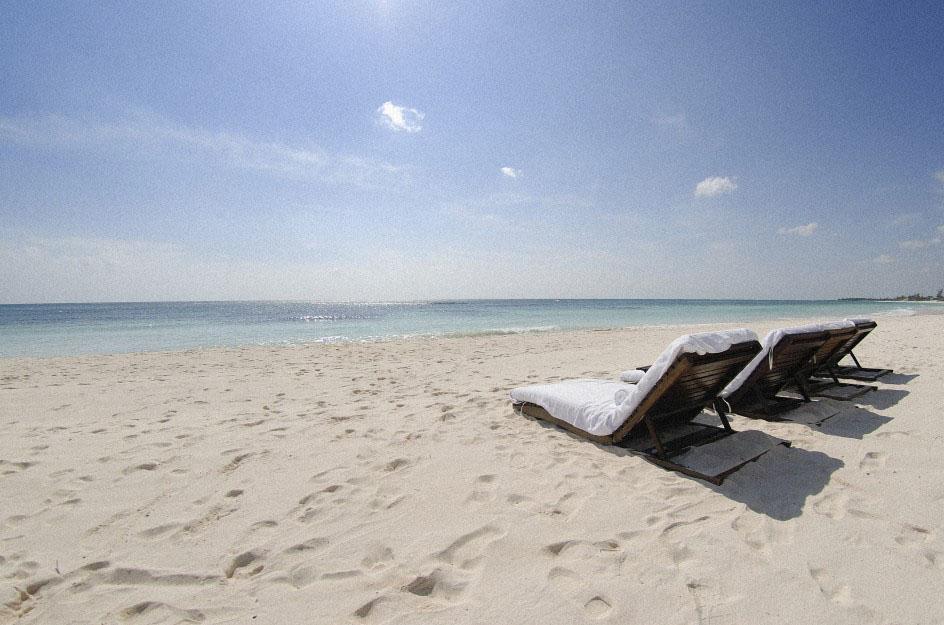 Playas de Xpu-Ha Playas del mundo