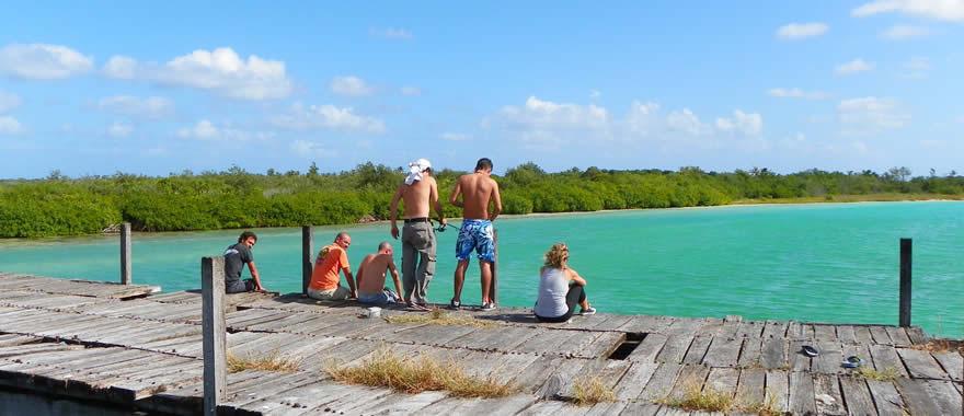 Playas de Boca Paila  Playas del mundo