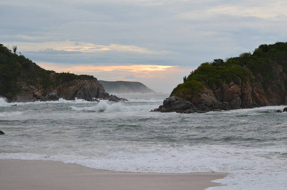 Playas de Oaxaca para visitar en las vacaciones de Semana Santa 2019 Playas en el mundo