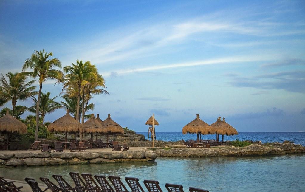 Parques acuáticos en México para visitar en vacaciones
