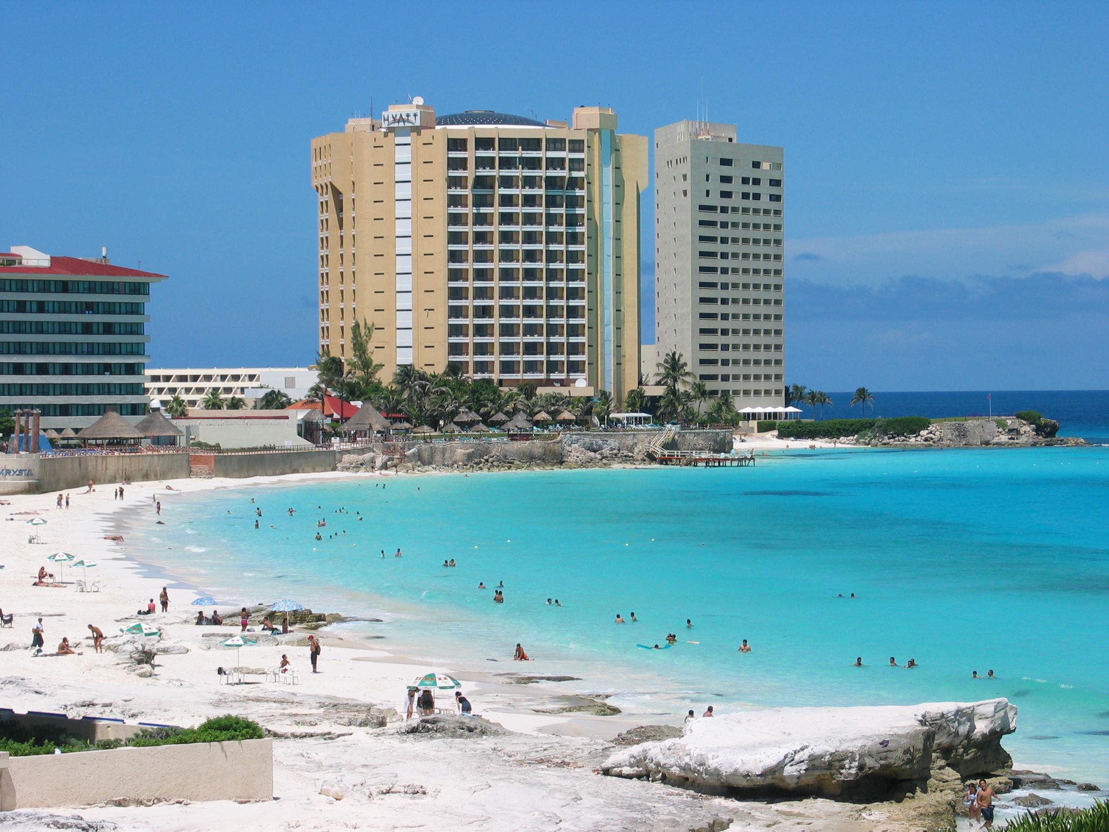 Actividades recreativas que debes realizar en Cancún Playas del mundo