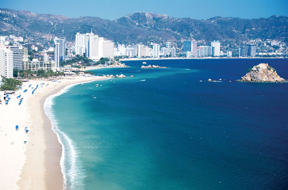 Acapulco Playas del mundo