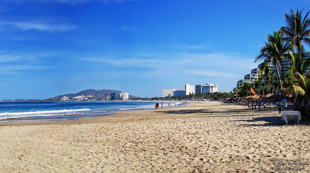 Ixtapa Zihuatanejo Playas en el mundo