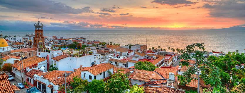 Puerto Vallarta Playas en el mundo