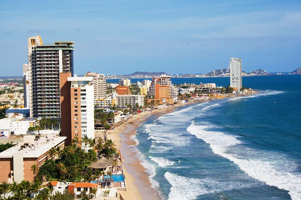 Mazatlán Playas en el mundo