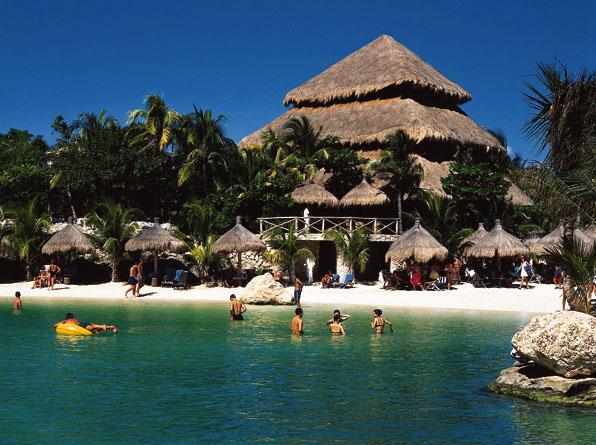 Playas de Xcaret Playas del mundo