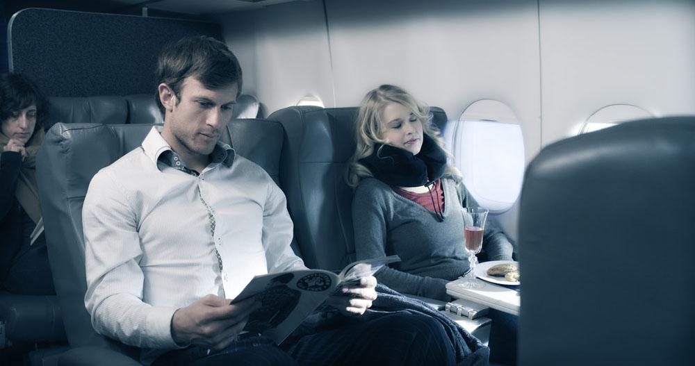 Tips para viajar en avión por primera vez Playas en el mundo