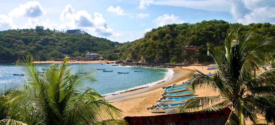 Puerto Escondido Playas del mundo