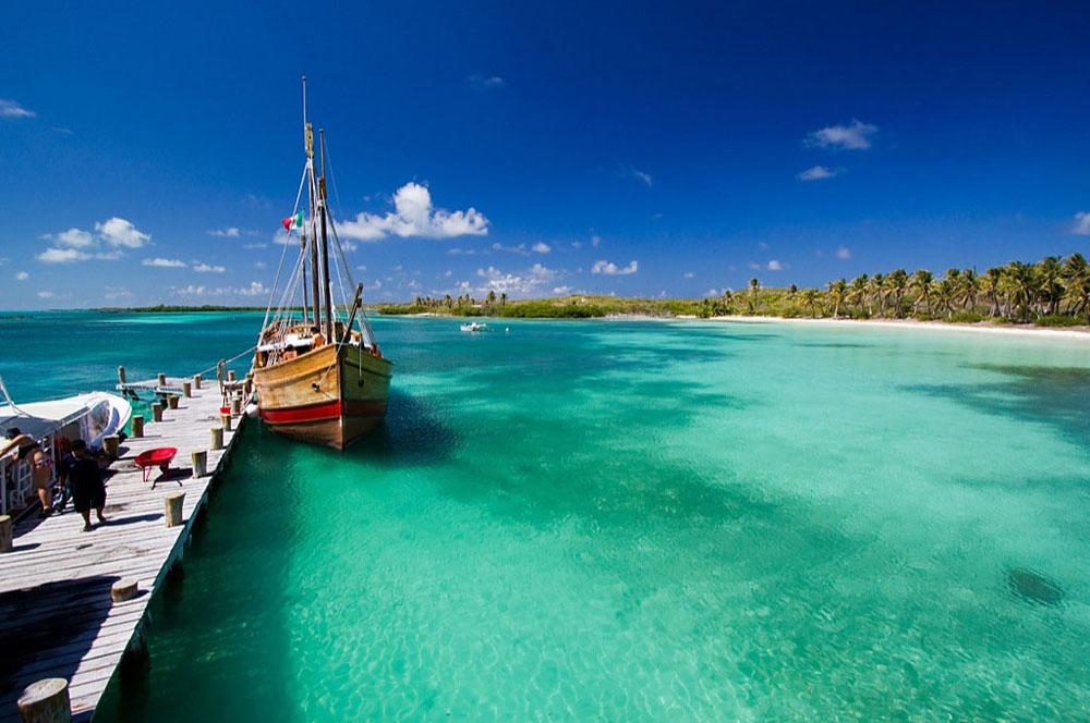 Playas de Isla Contoy Playas del mundo