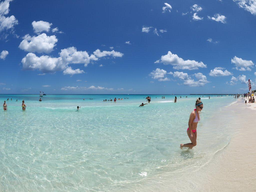 Playas de Mahahual Playas del mundo